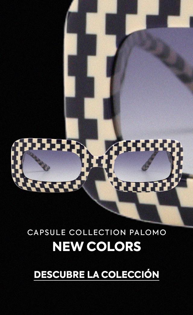 new colours palomo