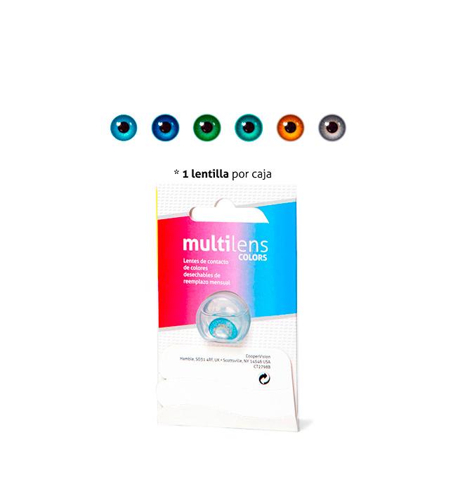 multilens colors