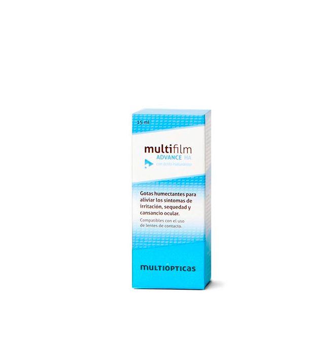 multifilm advance % 0,1 HA 15 ml
