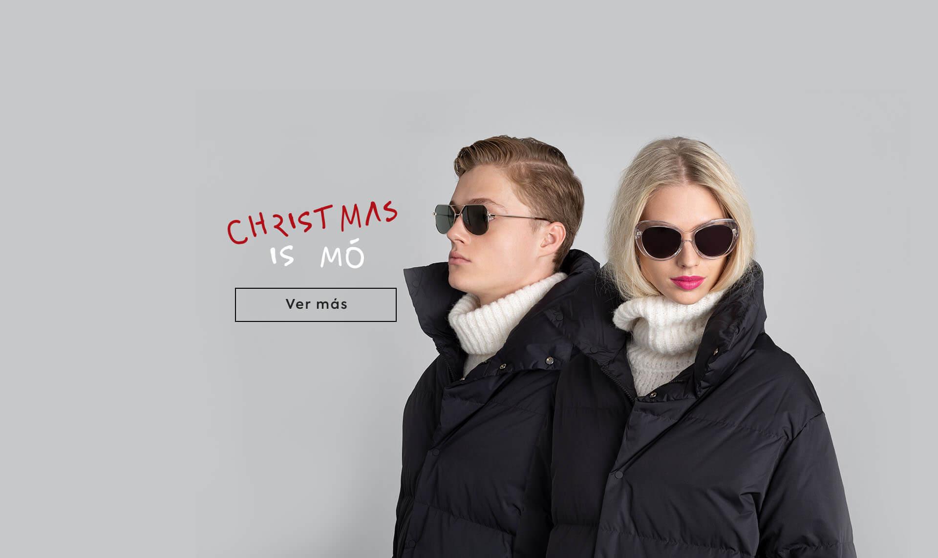 Novedades en gafas de sol en Navidad
