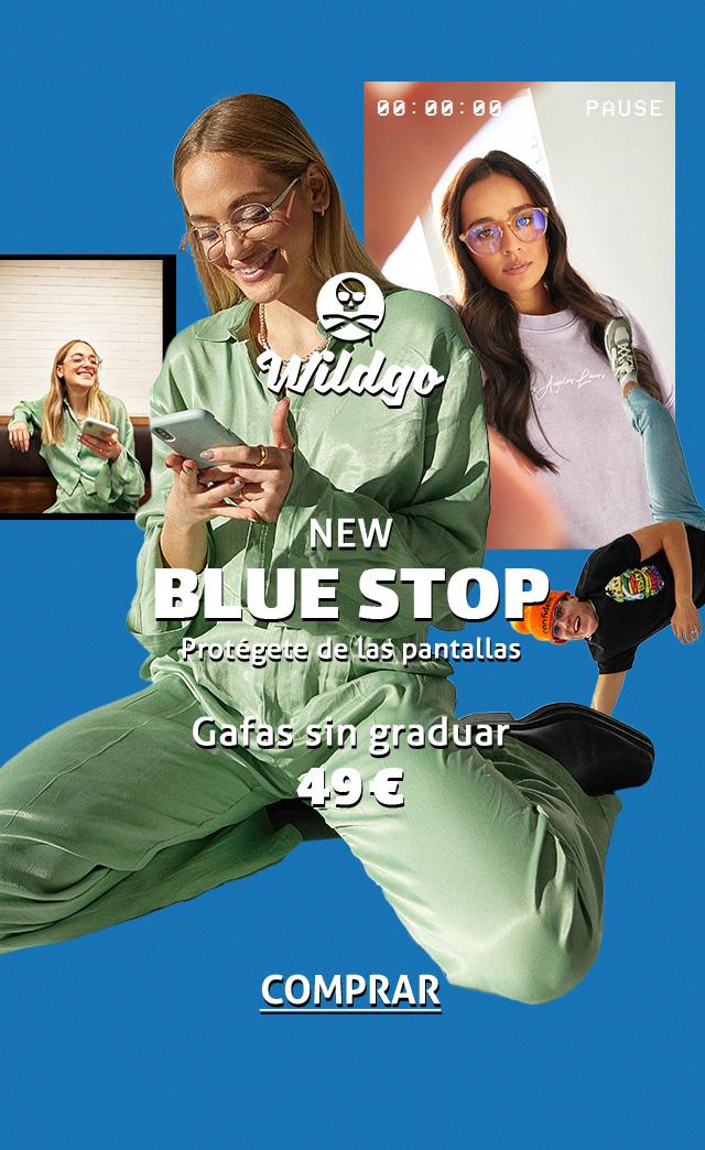 wildgo blue stop
