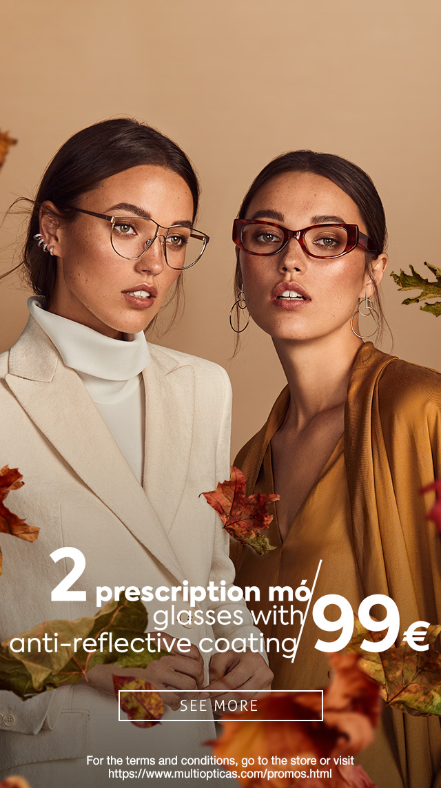 Anti-reflective prescription glasses