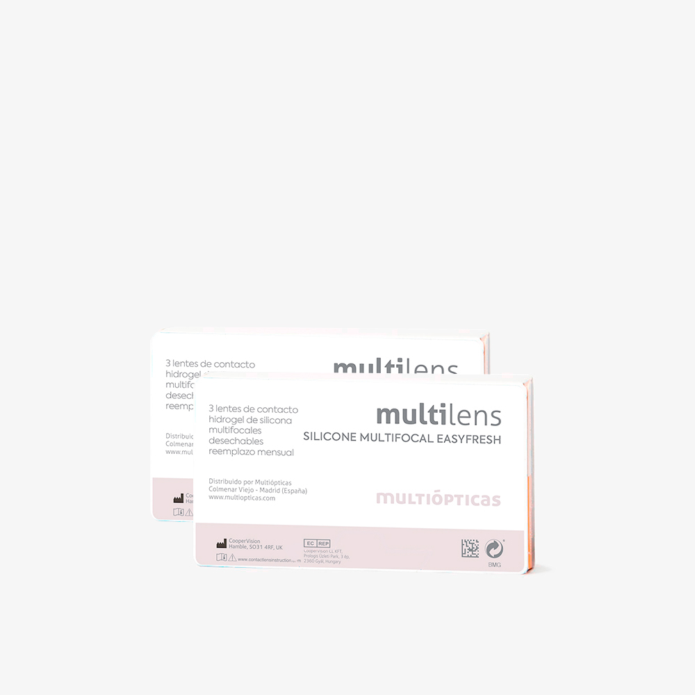 multilens silicone multifocal EASY Pk6, , large.