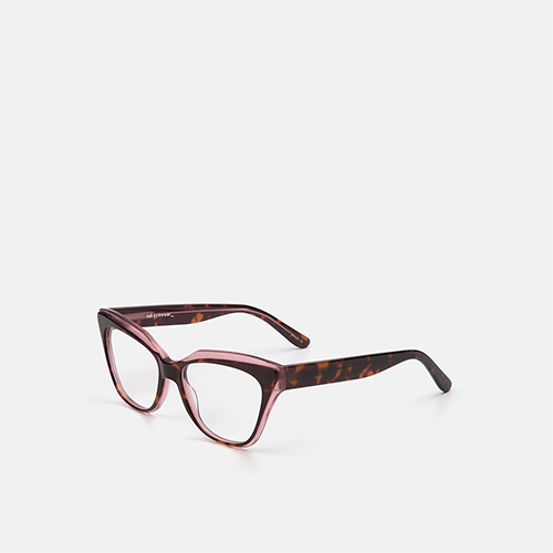 mó geek 85A A, havana/pink, medium