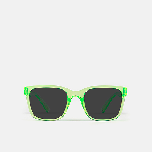 mó sun kids 84I, fluor green, medium