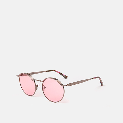 mó sun geek 67M A, gun metal/pink, medium
