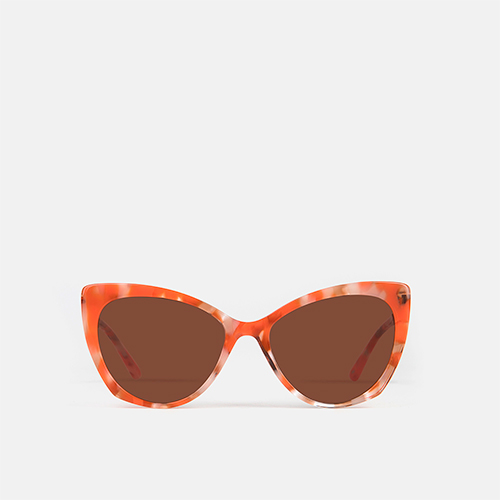 mó sun geek 71A A, orange/brown, medium