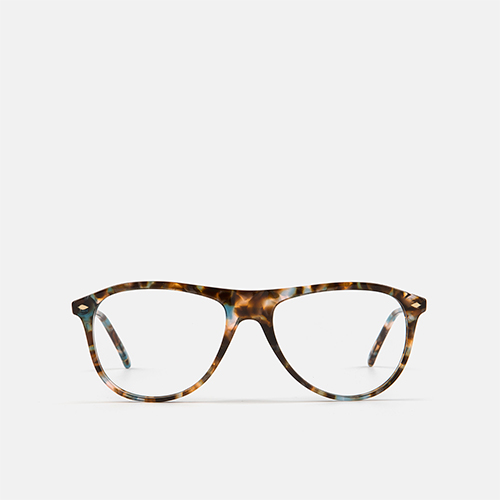 mó upper 428A, blue-brown, medium