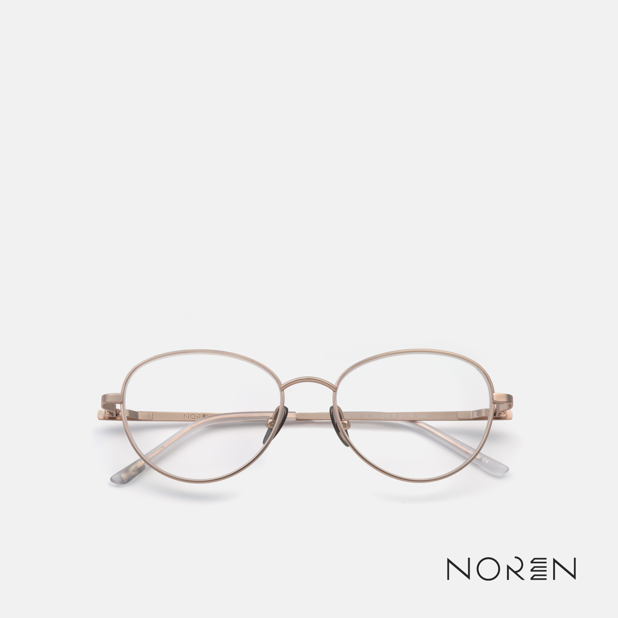 NOREN GRETA, rose gold, hi-res