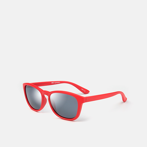 mó sun kids 77I A, red/silver, medium