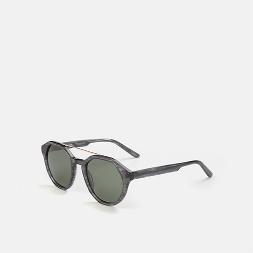 mó sun geek 90A, grey-gold, medium