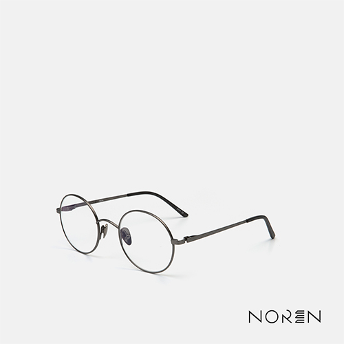 NOREN RON, gun metal, medium