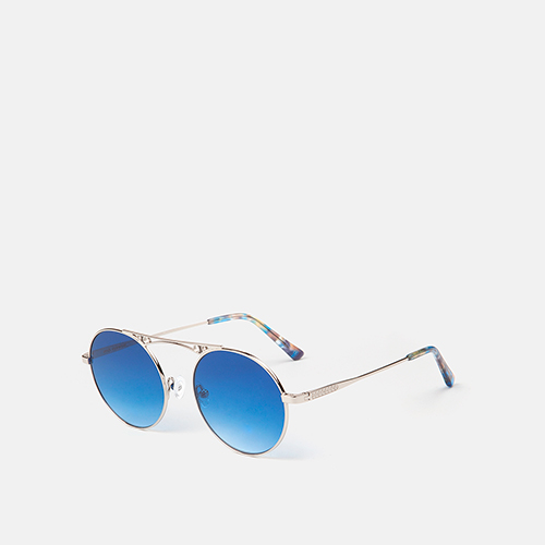 mó sun geek 68M, silver/blue, medium