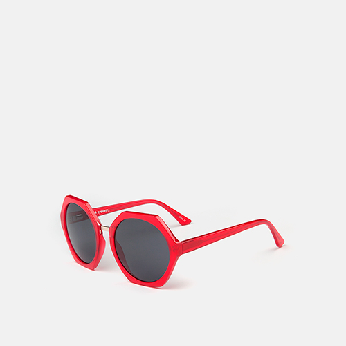 mó sun geek 51A, red/gold, medium
