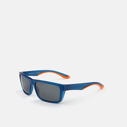 mó sun sport 14I A, blue/orange, medium