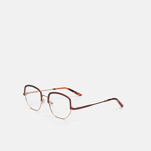 mó geek 80M A, burgundy/gold, medium