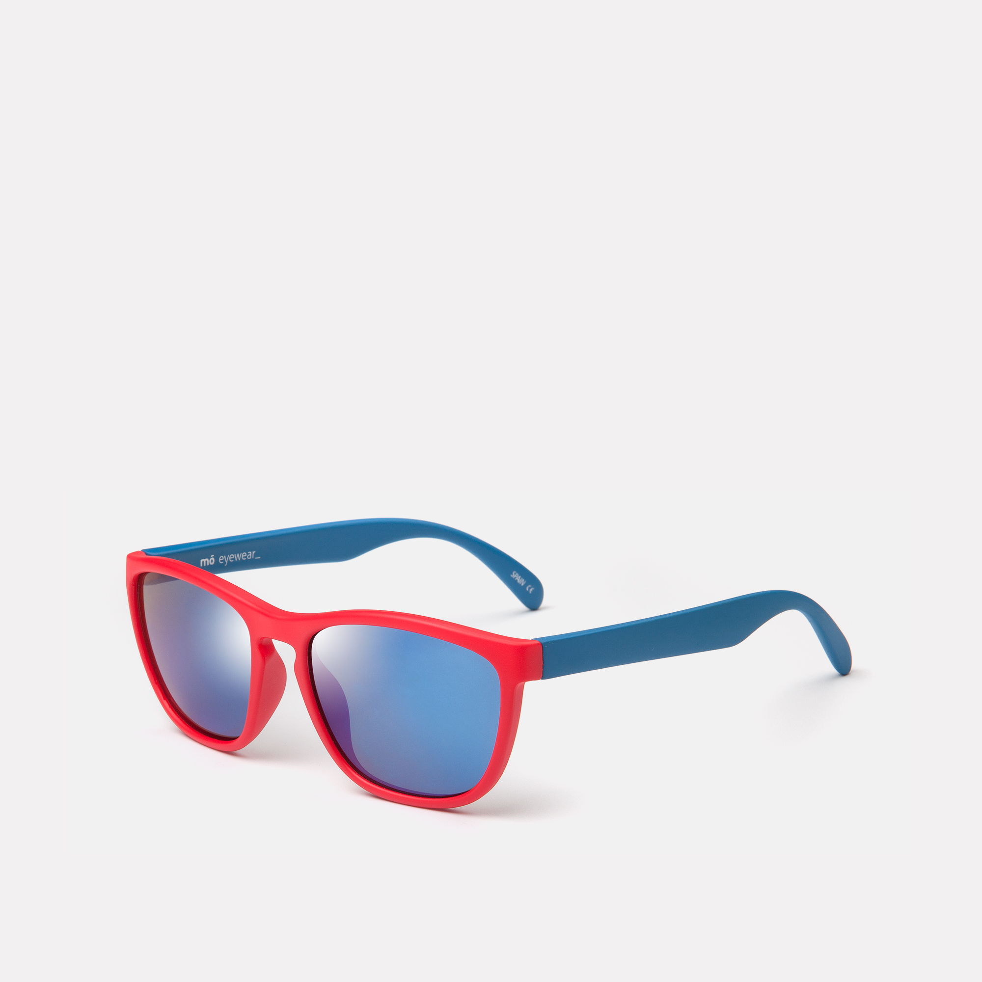 mó sun kids 57I B, red/blue, hi-res