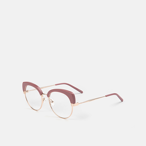 mó upper 432M A, pink/gold, medium