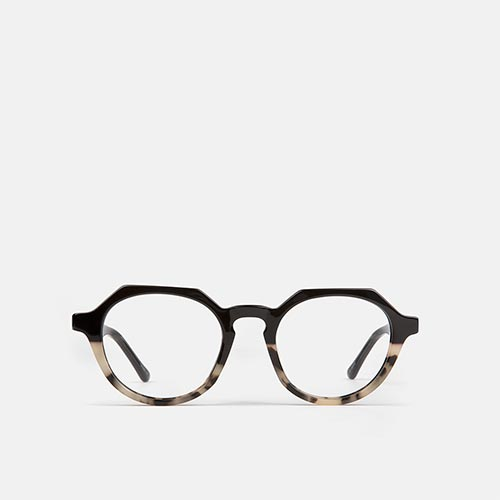 mó geek 59A A, black/havana ivory, medium