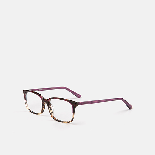 mó junior 66A A, purple/havana, medium