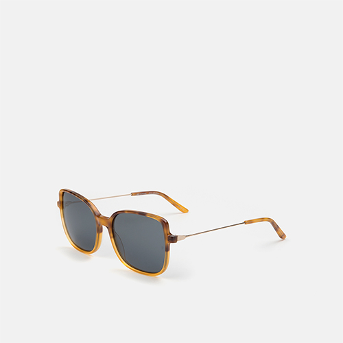 mó sun geek 102A A, carey-yellow, medium