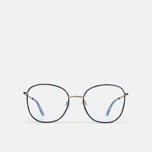mó geek 63M A, blue/silver, medium