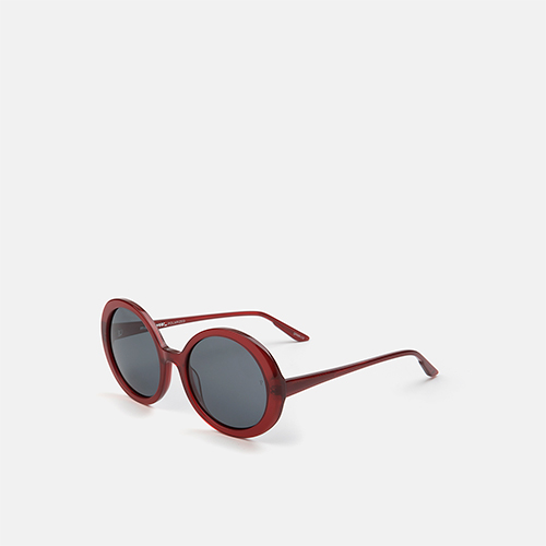 mó sun geek 101A A, burgundy, medium