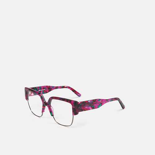 mó upper 430M A, pink/green, medium