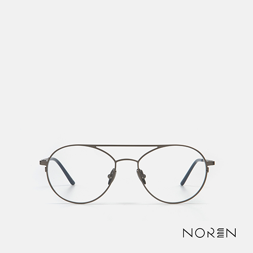 NOREN GALA, gun metal, medium