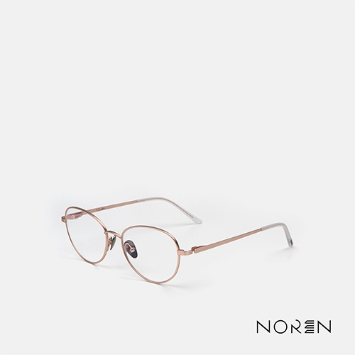 NOREN GRETA, rose gold, medium