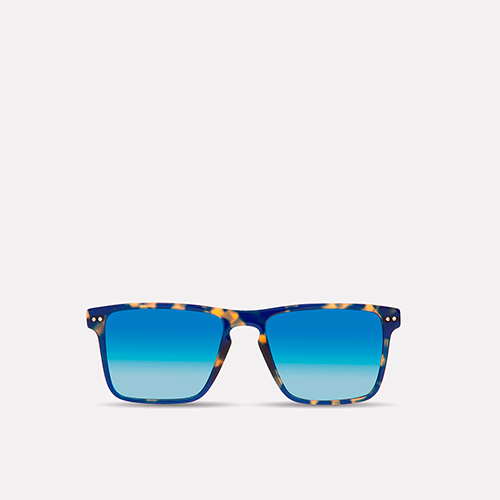mó sun geek 45A, havana/blue, medium