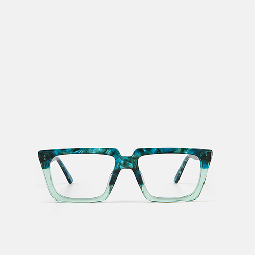 mó geek 74A A, blue/green, medium