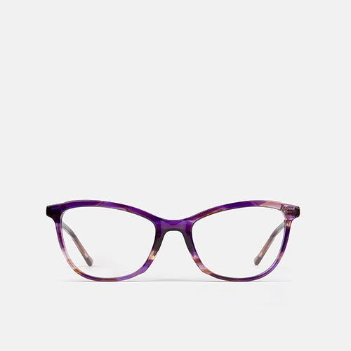 mó upper 361A A, purple/brown, medium