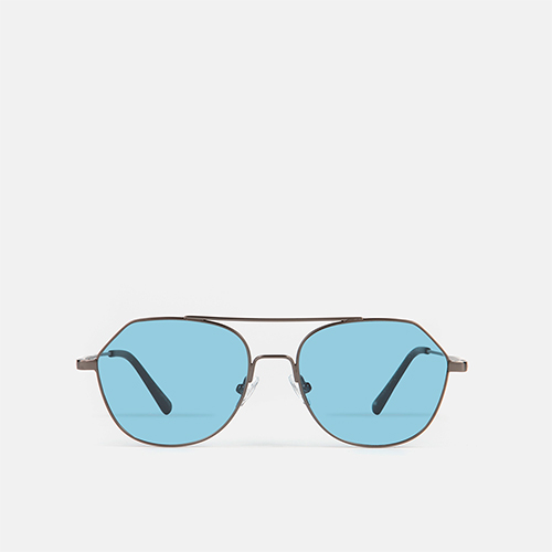 mó sun geek 65M A, grey/blue, medium