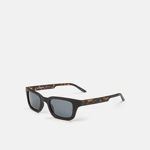 mó sun one 98I A, black/tortoiseshell, medium