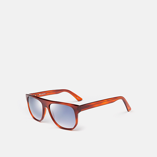 mó sun geek 53A, brown, medium
