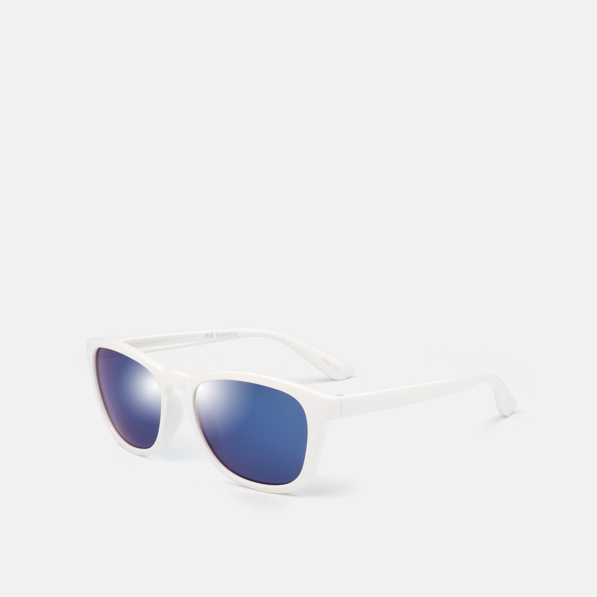 mó sun kids 77I B, white/blue, hi-res