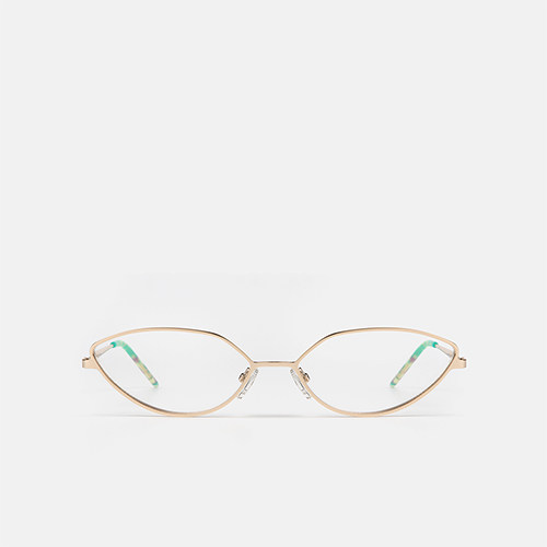 mó geek 76M A, gold/green, medium