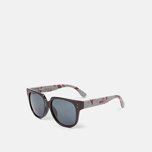 mó sun one 83I A, black/marble-grey, medium