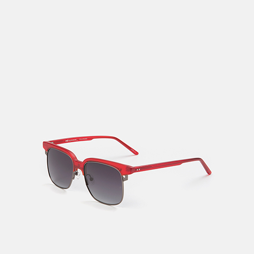 mó sun geek 91M A, red, medium