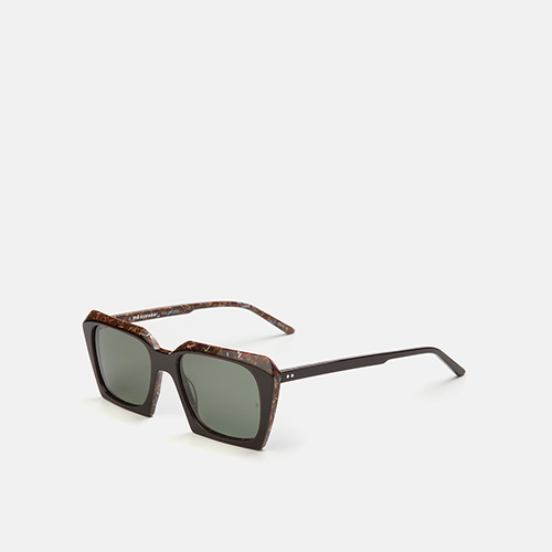 mó sun geek 87A A, brown, medium