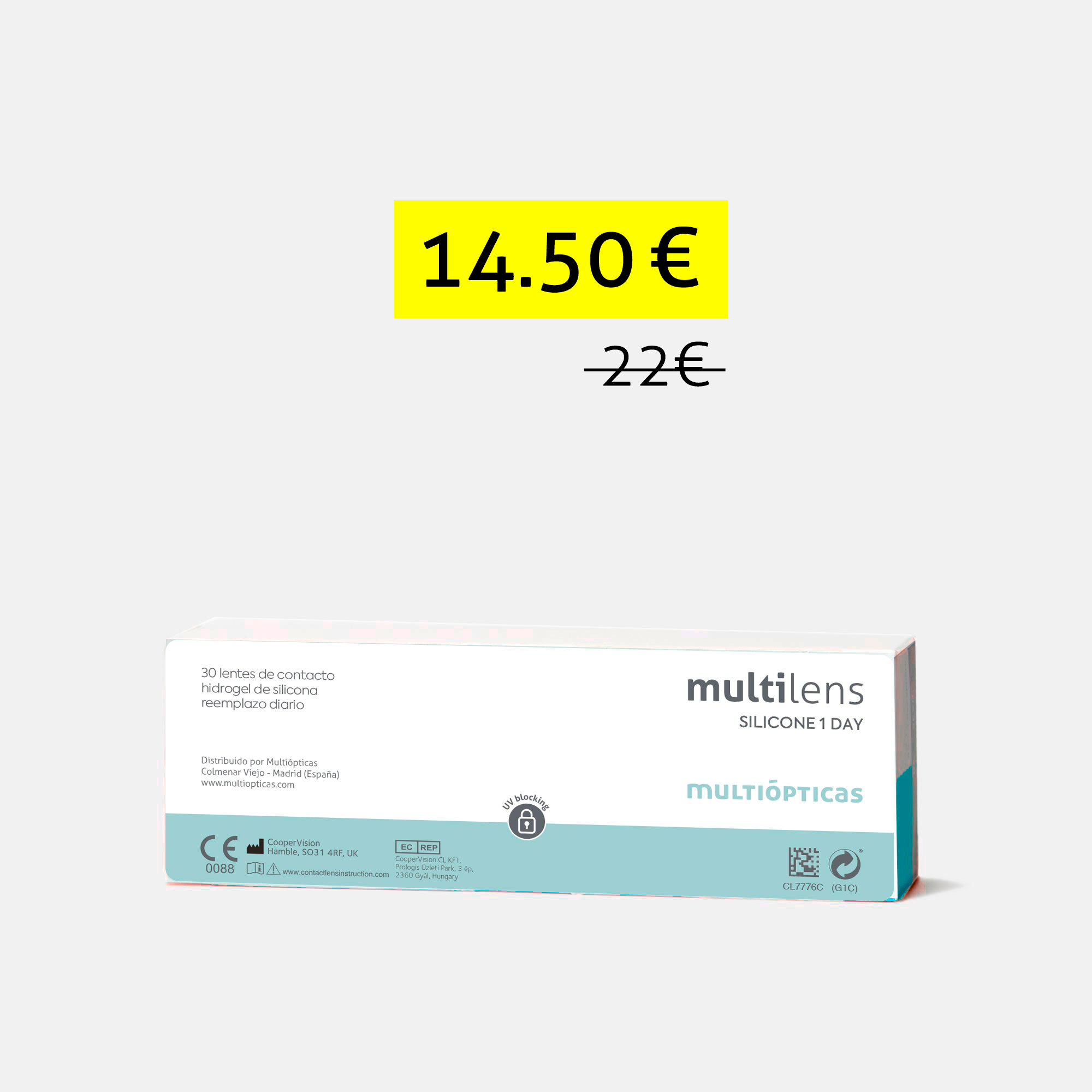multilens silicone 1 day, , hi-res