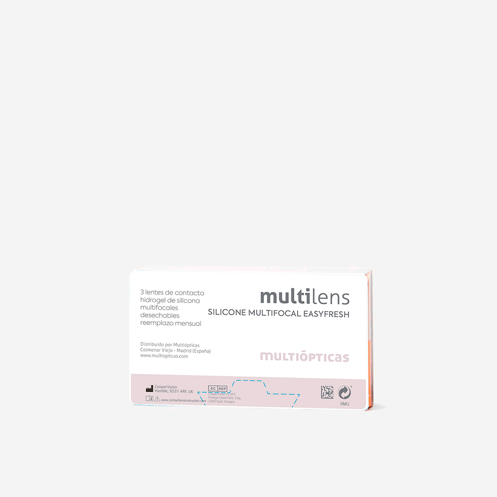 multilens silicone multifocal, , hi-res