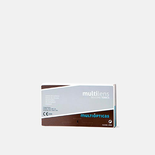 multilens silicone torics, , medium