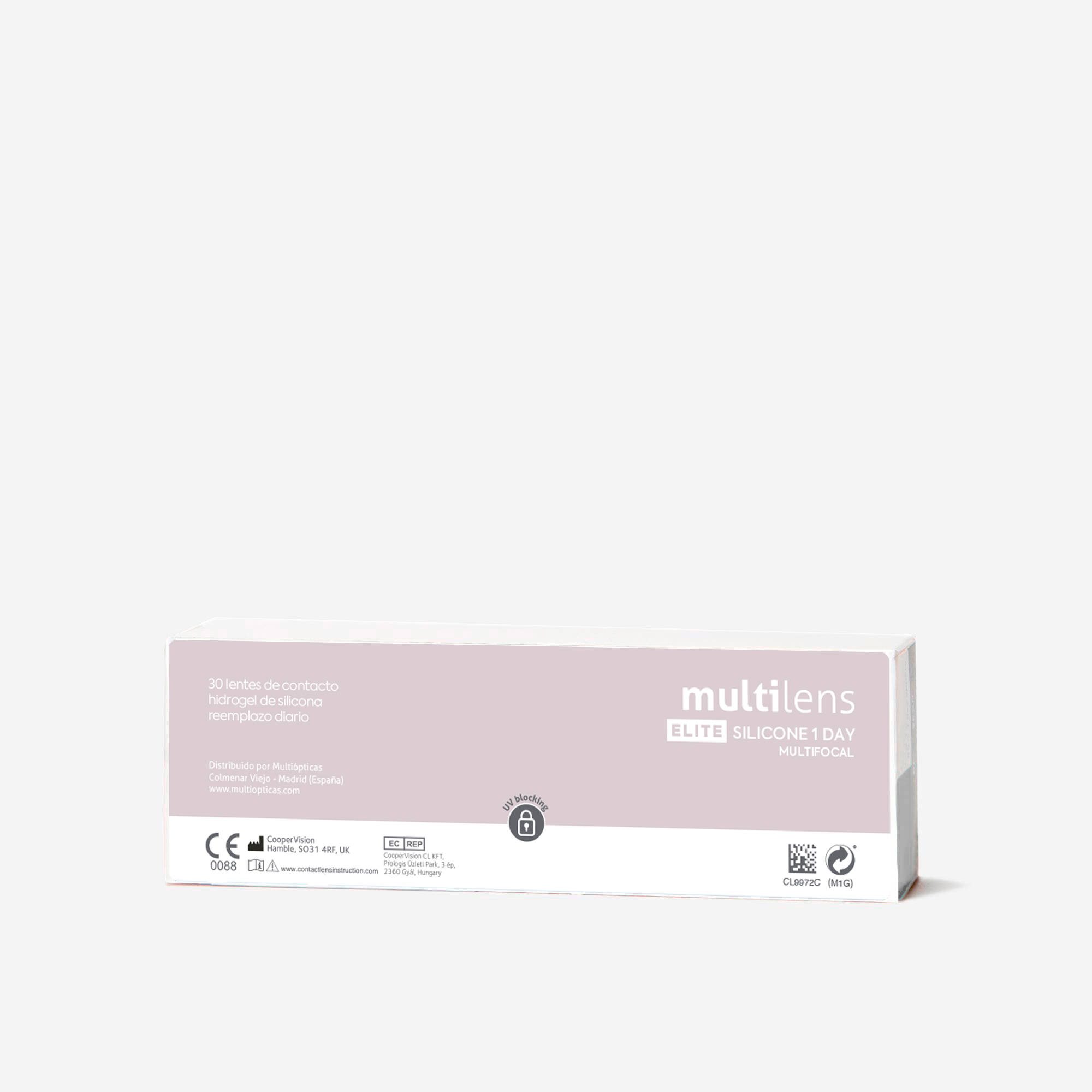 multilens silicone multifocal 1 day, , medium