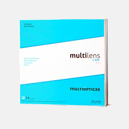 multilens 1 day, , medium
